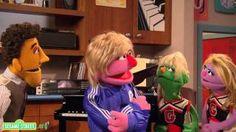 Sesame Street: G, via YouTube.