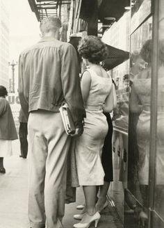 Vivian Maier -  Untitled, c.1953-63