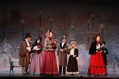 Victorian Christmas Carolers
