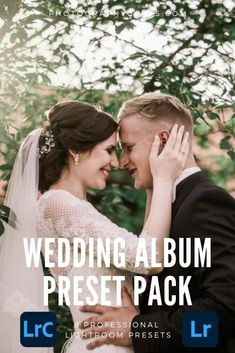 Create a professional and consistent look for your wedding photos with these high-quality Lightroom Presets. The Wedding Album presets from Photography Goals gives you 9 different looks so that no matter what type of wedding you're shooting, you can find create results that they'll love. These presets will work great for any portrait images too! Wedding Album, Wedding Photos, Lightroom Presets For Portraits, Wedding Presets, Portrait Images, What Type, Program Design, Earth Tones, Unique Weddings
