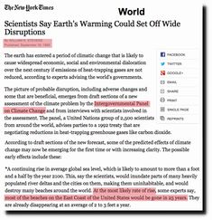 IPCC – US Beaches Gone By 2020