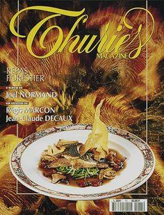 Thuriès Gastronomie Magazine n°73 Octobre 1995