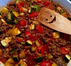 Szybki, łatwy i tani obiad. Najlepsze przepisy! - Blog z apetytem Wok, Vegetable Pizza, Chili, Nom Nom, Salsa, Grilling, Curry, Food Porn, Food And Drink