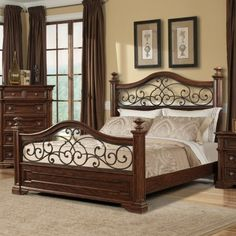 Klaussner San Marcos Poster Bed - Do Not Use | Hayneedle