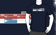 'This is my rhythm BPM)' T-Shirt by olivertrigger Wetsuit, Tees, People, Swimwear, T Shirt, Fashion, Scuba Wetsuit, Bathing Suits, Supreme T Shirt
