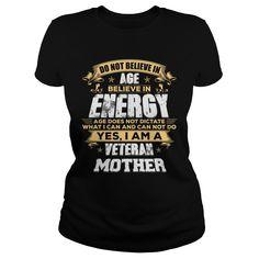 07d5fc9dcee Veteran Mom T-shirt Proud Veteran Mother Apparel Gift  GuysV-Neck  Hoodie