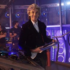 Peter Capaldi - my Doctor - you will be greatly missed from the show. Thank you for all that you've given us as the Twelfth Doctor.