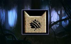 Dark forest symbol