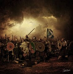the Battle of Bannockburn took place on Sunday, june 23 1314..   It was a significant Scottish victory in the Wars of Scottish Independence. It was the decisive battle in the First War of Scottish Independence.   Robert the Bruce had rebelled against the English and was attempting to forge an independant Scotland.