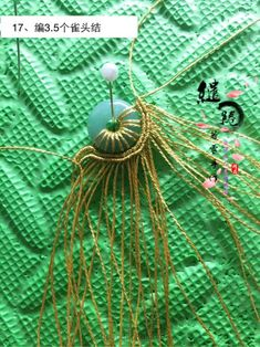金线蜗牛锁骨链教程-手工客官网 Dream Catcher, Home Decor, Room Decor, Dream Catchers, Home Interior Design, Dreamcatchers, Home Decoration, Interior Decorating, Home Improvement
