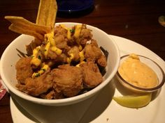Caribbean Chain Restaurant Recipes: Firecracker Shrimp