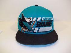 San Jose Sharks NHL Hat/Cap Snapback - New Era - 9Fifty #NewEra #SanJoseSharks