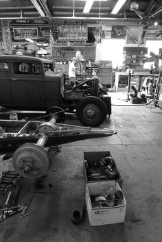 126 best hot rod garage images garage rolling carts garage ideas rh pinterest com