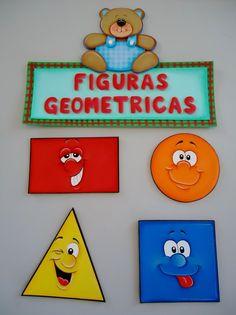 Cartel bienvenidos de buhos for Decoracion goma eva infantil