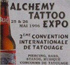 2éme Alchemy Tattoo Expo | Tattoo Filter