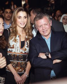 September 2016 - Queen Rania and King Abdullah
