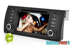 Android 4.2 Car DVD Player for BMW E39 - 7 Inch - AdClasFREE.com
