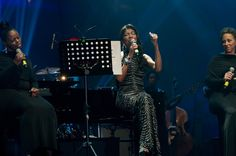 Beside Jamie Cullum as a special guest, Nathalie Cole also came along as special guest during Java Jazz Festival 2014 Jakarta. At the beginning I wasn't sure to buy the ticket to watch her performance.