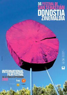 San Sebastian Film Festival | 2008 | poster