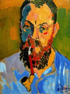 Self Portrait of Henri Matisse. (1869 –  1954) was a French artist, known for his use of colour and his fluid and original draughtsmanship. He was a painter/sculptor. Although he was initially labelled a Fauve , by the 1920s he was increasingly hailed as an upholder of the classical tradition in French painting. His mastery of the expressive language of colour and drawing, displayed in a body of work spanning over a half-century, won him recognition as a leading figure in modern art