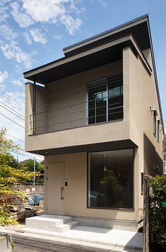 Nakano Fireproof Wooden House by Masashi Ogihara