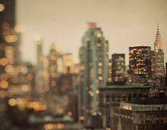 New York City via @ Lindsay Alexandra