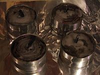 how to make tin cans into long-burning stove fuel for campouts/emergency heat