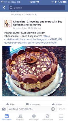 Reeces Cheesecake