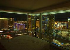 Favorite Las Vegas Hotel Rooms: Aria Corner Suite: A Room With A View At ARIA Las Vegas