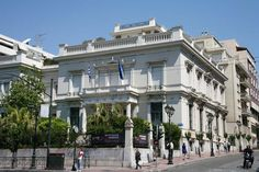 The Benaki Museum, Athens, Greece.  Established in 1930 byAntonis Benakis in memory of his father, Emmanuel Benakis, is housed in the Benakis family mansion.  Greek works of art from the prehistoric to modern times.