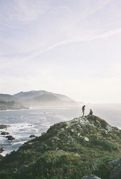Big Sur   via Emma Cypher