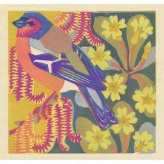 Catkins and primroses by Matt Underwood £120.00