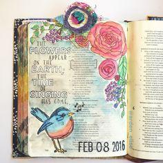 Song of Solomon 2:12 — Arden Ratcliff-Mann