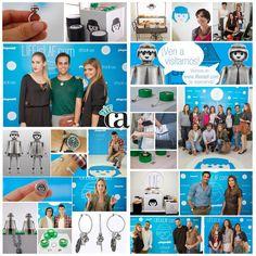 Hoy en #ArnyNews una marca de joyas de #Playmobil #LifeisLaf @LifeisLAF @Cesar Ramirez www.CarlosArnelas.com/lifeislafplaymobil