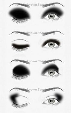 Makeup Trends To Try! Find similar posts on www.girlonthemove.net