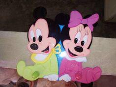 Goma Eva Minnie Mouse | Pictures Moldes De Mickey Y Minnie Bebes En Goma Eva Fomi Mickey Mouse ...