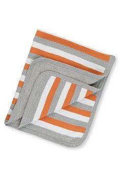 knitted blanket inspiration via Marksandspencer
