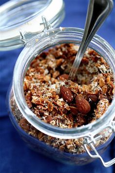 Coconut Granola Crunch