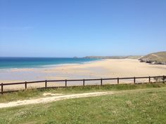 View over Perranporth in July - Breathtaking
