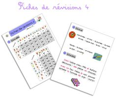 Mes nouvelles fiches-sons CP ! French Language, Kids Learning, Sons, Preschool, Bullet Journal, Teaching, Math, Cycle 2, Alphabet