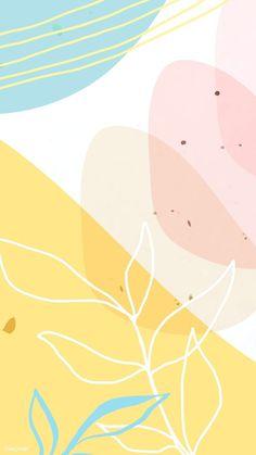 Los diseños de los posibles estampados serán discretos y elegantes Frühling Wallpaper, Cute Pastel Wallpaper, Abstract Iphone Wallpaper, Homescreen Wallpaper, Cute Patterns Wallpaper, Iphone Background Wallpaper, Aesthetic Pastel Wallpaper, Aesthetic Wallpapers, Wallpaper Quotes