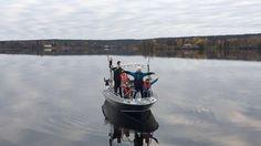 Boat leisure tours in Rovaniemi -Rovaniemi, Lapland, Finland