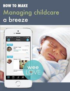 When your babysitter is on the clock, they can access your child's profile, mark tasks, and add notes and photos -- making real-time communication easy.