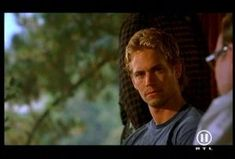 Paul Walker in The Fast and the Furious by alejandra