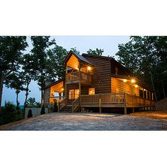 5 bedroom $275  Cabin sleeps 14 (3 kings, 2 queens, queen sleeper sofa, double size futon) HOT TUB