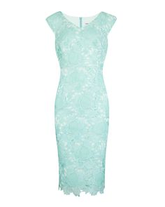 Oasis Guipure Lace Dress Image 0