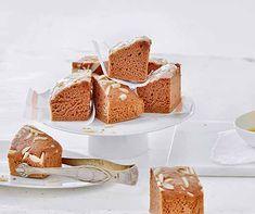petits gâteaux au café   Betty Bossi Marzipan, Krispie Treats, Cereal, Breakfast, Food, Sugar Free Desserts, Banana, Food Porn, Rezepte