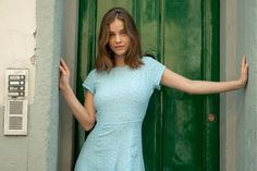 Barbara Palvin on the Set of a Photoshoot in Florence, June 2019 Barbara Palvin, Beautiful Models, Gorgeous Women, Armani Beauty, Elle Fanning, Portrait, Celebrity Pictures, Selena Gomez, Fashion Models