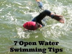 Nervous about swimming in the open water? Here are tips from a couple top triath… Nervous about swimming in the open water? Here are tips from a couple top triathlon coaches to prepare you for the uncertainty of the open water. Sprint Triathlon Training, Swim Training, Ironman Triathlon, Marathon Training, Training Tips, Triathlon Women, Training Programs, Training Workouts, Training Plan