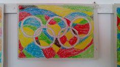 Játékos tanulás és kreativitás: Rajzóra az olimpia jegyében